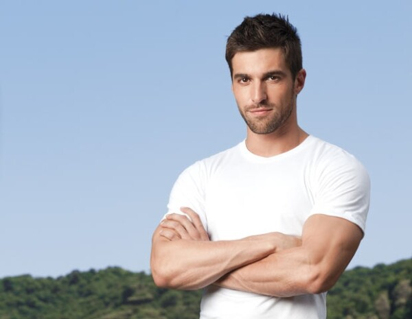 Osvaldo dice que además de ser actor, difruta mucho ser papá.