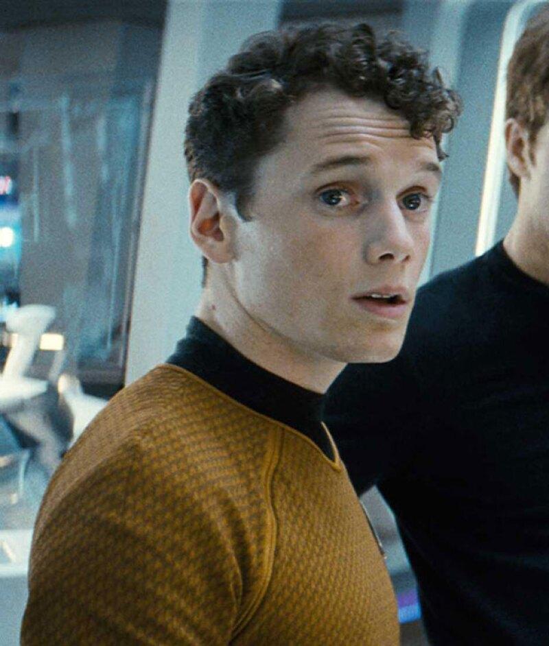El actor se hizo notable gracias a su papel en la película Star Trek.