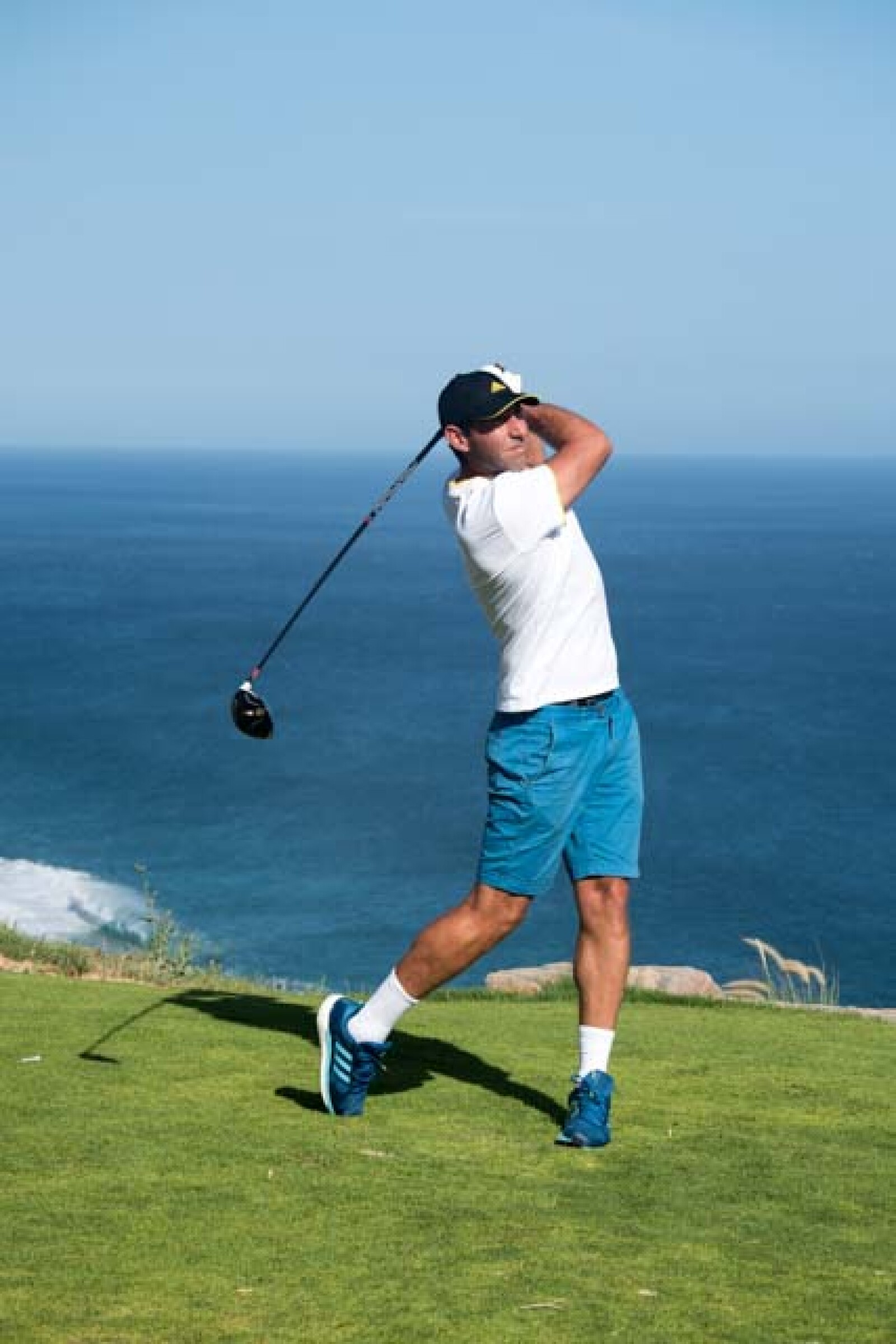 Practica Quivira Golf Club Los Cabos
