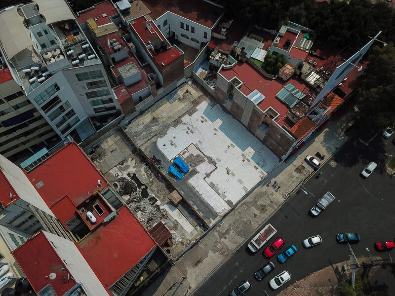 Edificios - CDMX - Hipódromo