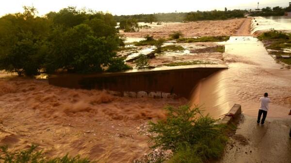 Sinaloa lluvias afectaciones agrícolas