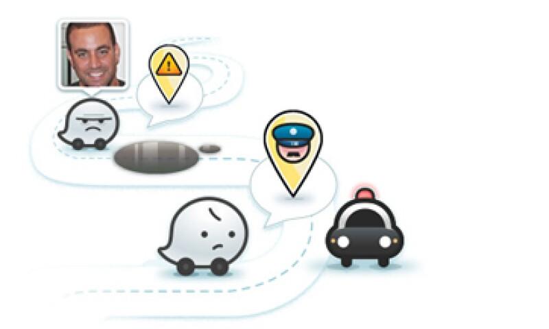 La compañía inició en 2008 y cuenta con unos 10 millones de usuarios. (Foto: Tomada de es.waze.com)