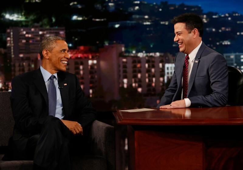 El presidente de Estados Unidos ha asegurado que no tiene el número del rapero a pesar de que este declarara que Obama le llama a casa.