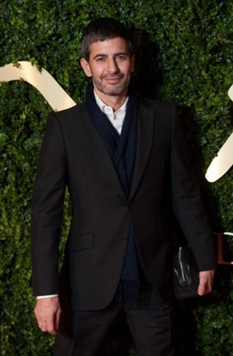 Marc Jacobs fue considerado uno de los hombres más poderosos en 2010 por la revista Time.