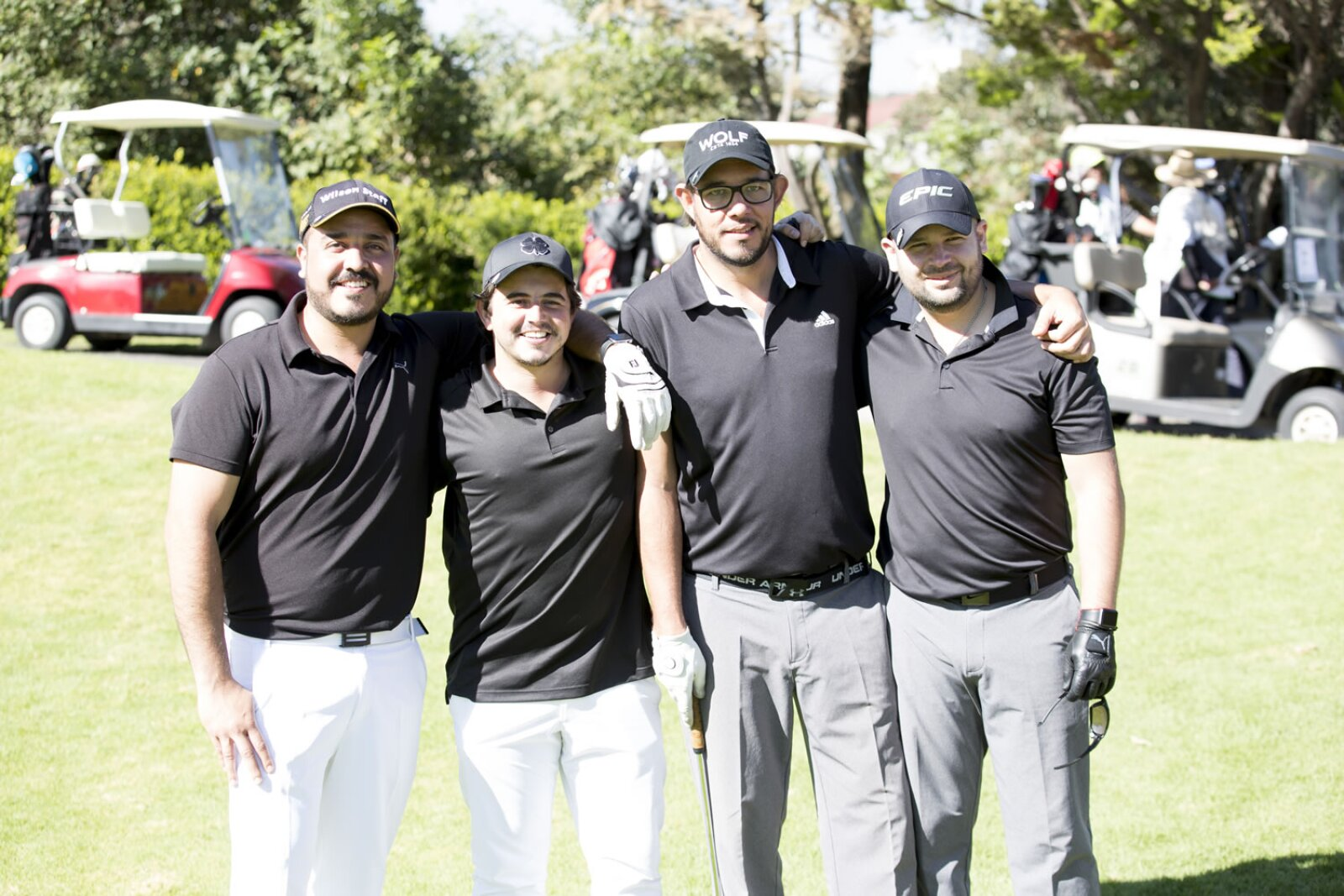 Torneo de golf de Peyrelongue