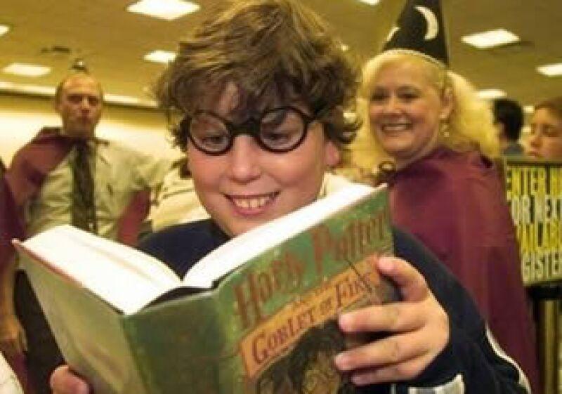 La autora del popular libro de magia dijo que esa acusación es infundada. (Foto: AP)