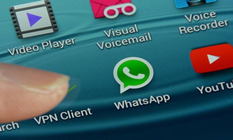 El nuevo diseño de WhatsApp ya está disponible en la página oficial de la empresa. (Foto: AFP)