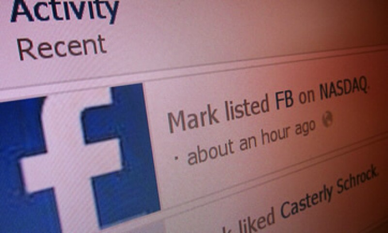 Analistas descartan que el primer día de Facebook en el Nasdaq sea considerado un fracaso. (Foto: Reuters)