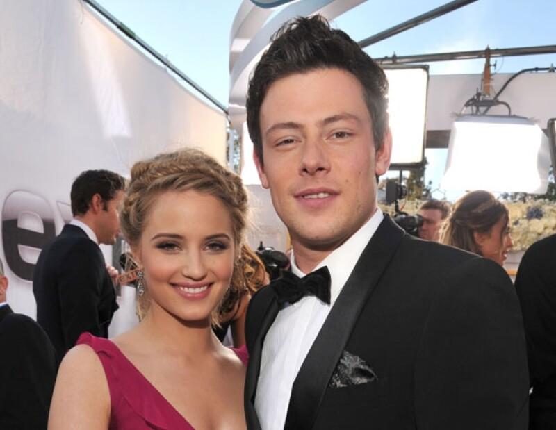 La actriz jugó un papel importante junto al personaje de Finn durante las primeras temporadas de 'Glee', sin embargo, se dice que por diferencias personales ésta no fue invitada al homenaje.
