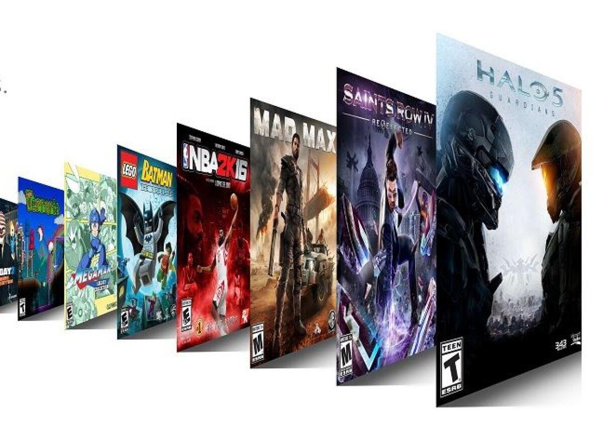 Microsoft quiere ser el Netflix de los videojuegos