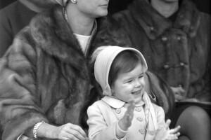 La princesa también fue diseñadora de trajes de bañp-