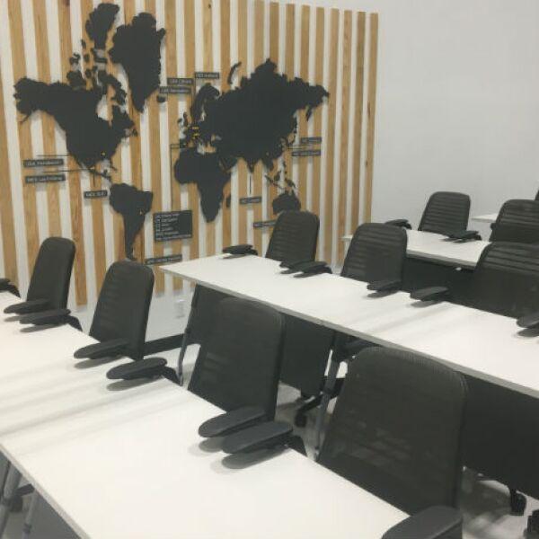 Continental Training Center, SLP, 5