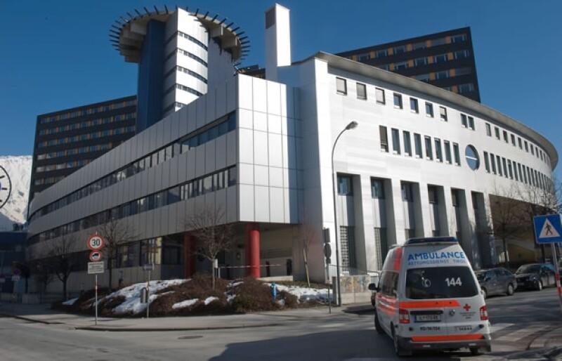 Friso se encuentra en el hospital Innsbruck.