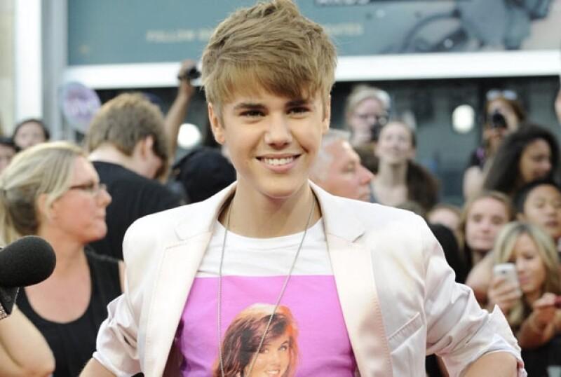Bieber traerá su música al país.