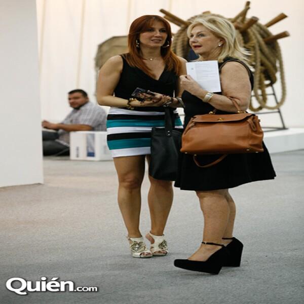 Desirée Navarro,Guadalupe Ramos Cárdenas