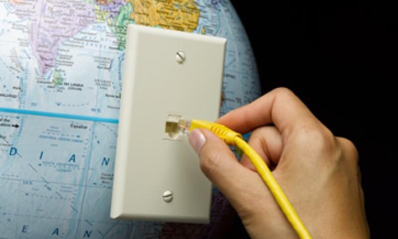 Los operadores en México obtienen cerca del 25% de sus ingresos de la banda ancha móvil. (Foto: ThinkStock)