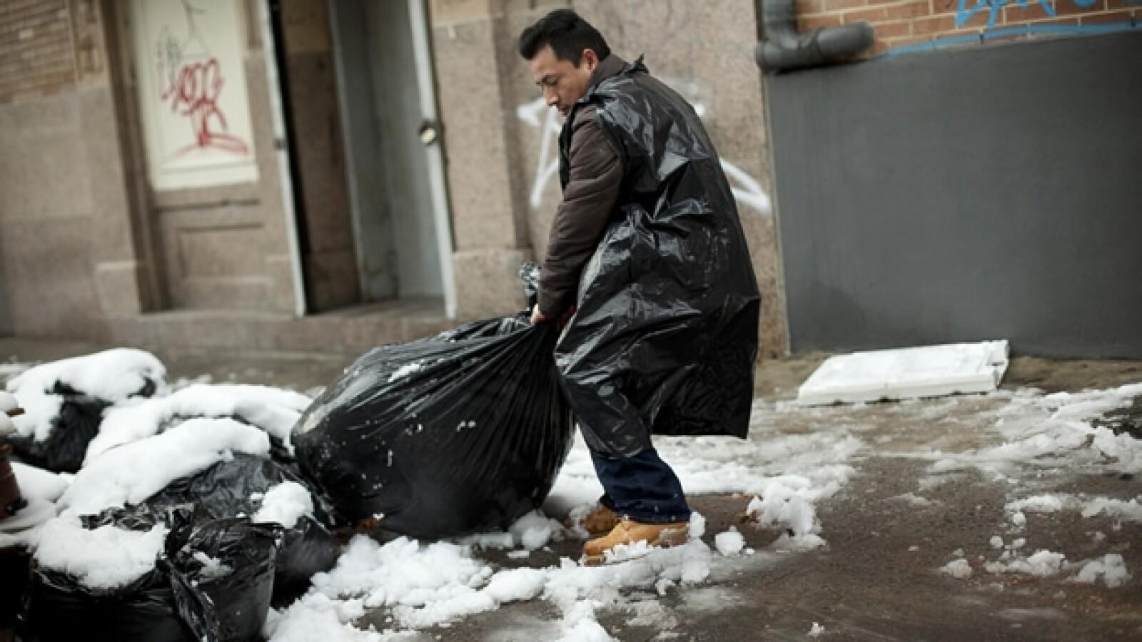 Nueva York nieve 5