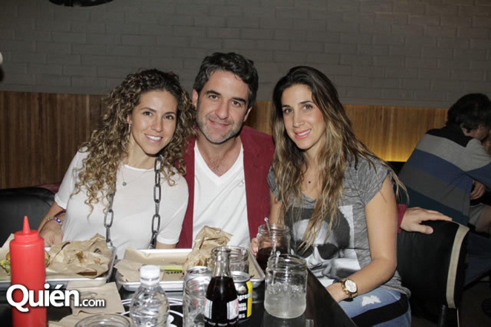Cori Ico,Alejandro Ico,Lisa Z