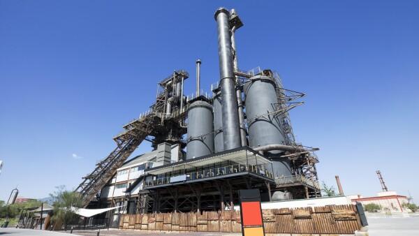 Parque fundidora - steel museum