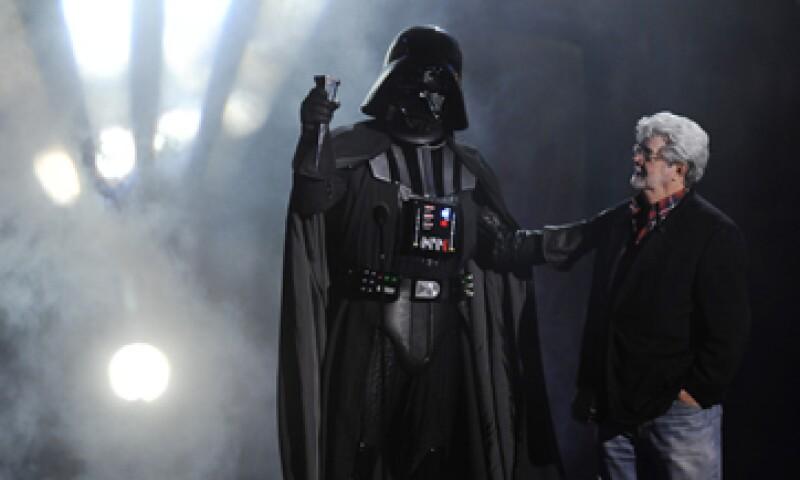 Lucasfilm es una máquina de hacer dinero. Las películas de Star Wars han recaudado 4,600 mdd en el mundo. (Foto: AP)