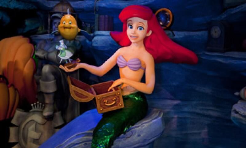 Disney empezó la conversión a 3D de la película submarina en noviembre. (Foto: AP)