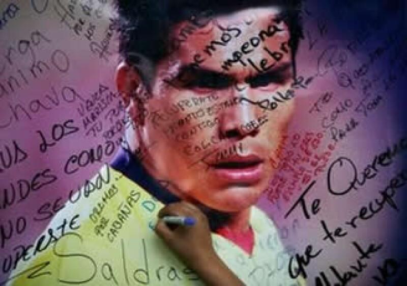 Salvador Cabañas ha respondido de manera favorable al tratamiento médico. (Foto: AP)