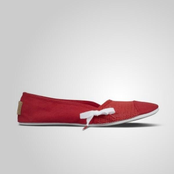 Pequeñas y cómodas, estas zapatillas serán ideales para un fin de semana, mientras caminas hacia tu casa.