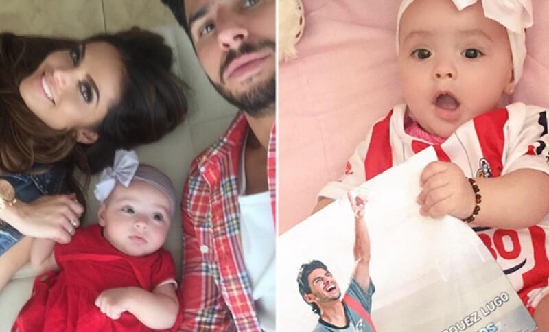 Marisol González y Rafa Márquez Lugo cumplirán un año de casados el próximo mes.