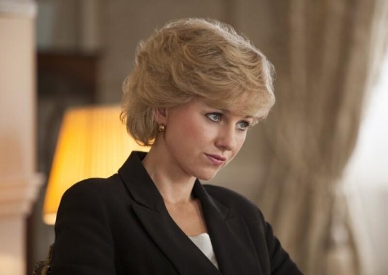 Naomi Watts dará vida al personaje de Lady Di, el cual ha sido ampliamente criticado incluso antes de su estreno.