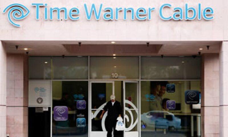 Los títulos de Time Warner Cable subían 11.6% en las operaciones previas a la apertura del mercado. (Foto: Reuters )