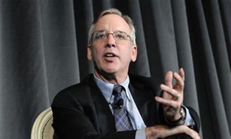 Dudley es conocido por ser unj moderado y ha apoyado acciones fuertes para acelerar el crecimiento. (Foto: Reuters)