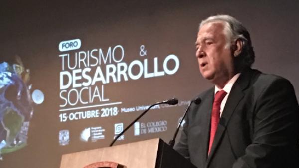 Miguel Torruco Sectur
