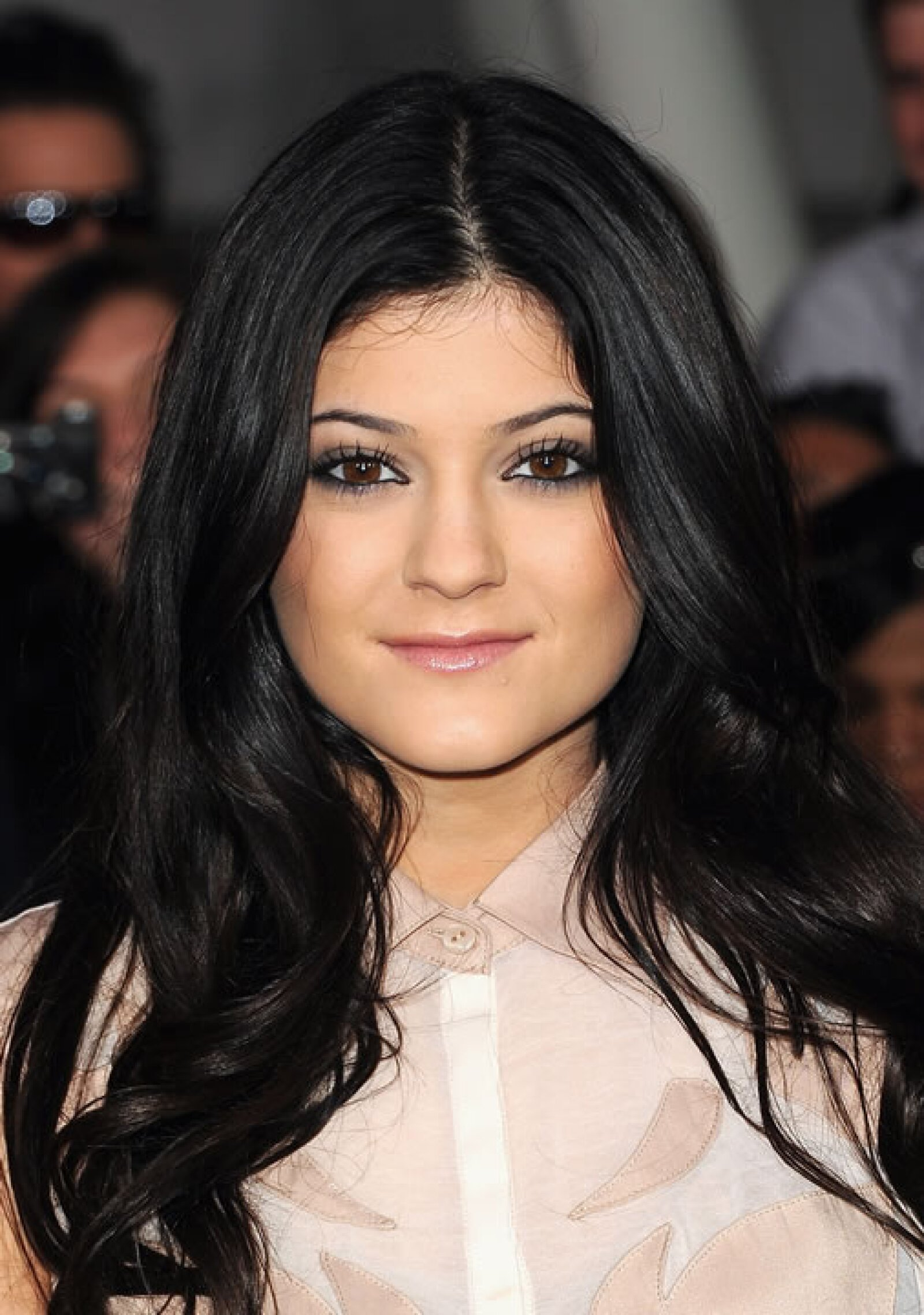Kylie Jenner.
