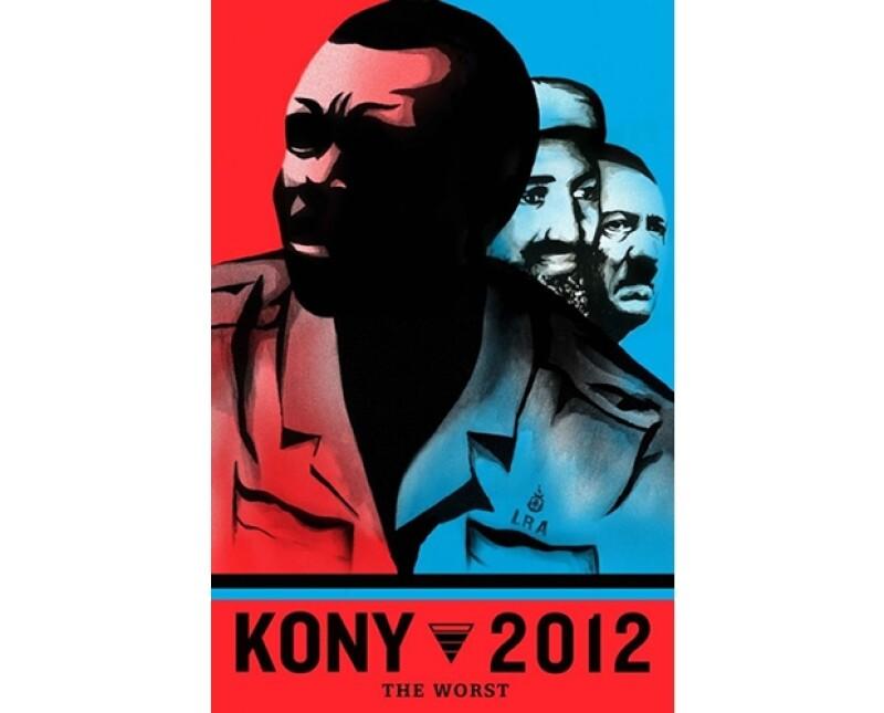 Si has escuchado sobre este personaje, no es casualidad, pues activistas buscan convertir al asesino africano en celebridad para poder atraparlo. Entérate de por qué Kony es un fenómeno viral.