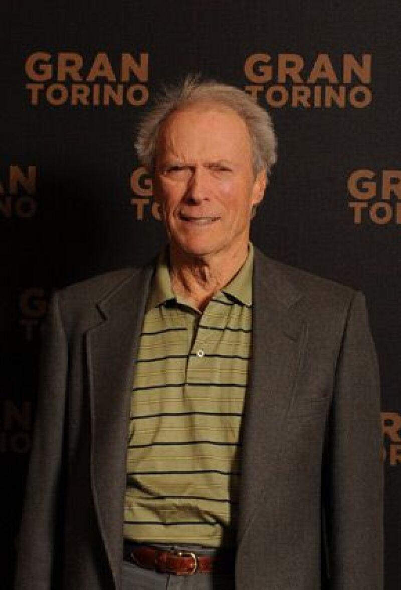El actor aseguró no parecerse en nada con Walt Kowalski, personaje que interpreta en su próxima película.