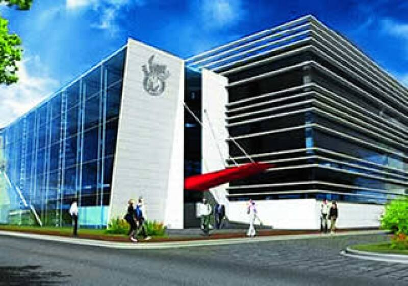 El PITT de Apodaca, Nuevo León recibirá a firmas como Cemex y Vitro. (Foto: Cortesía Secretaría de Economía)