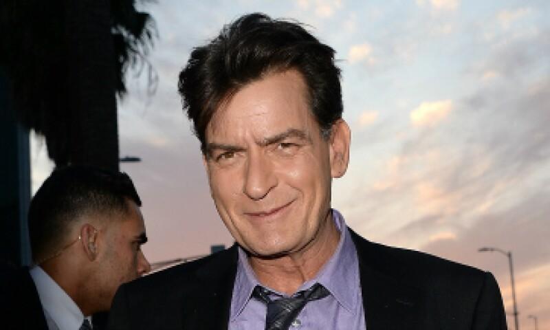 Charlie Sheen confesó que lleva más de 4 años siendo VIH-positivo. (Foto: Getty Images)