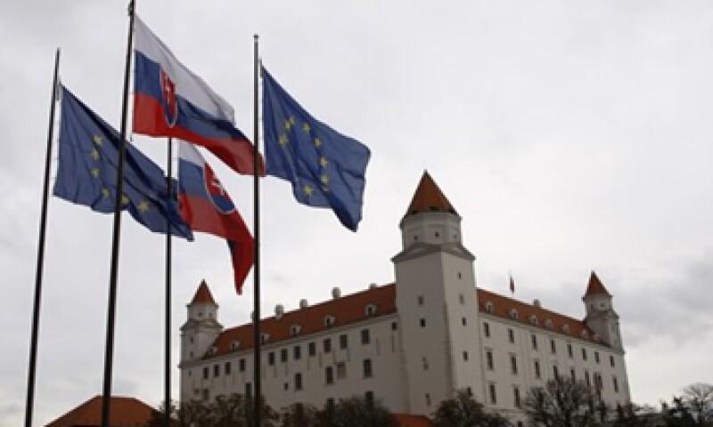 Eslovaquia es el único país que falta para que apruebe la ampliación del fondo para rescates. (Foto: AP)