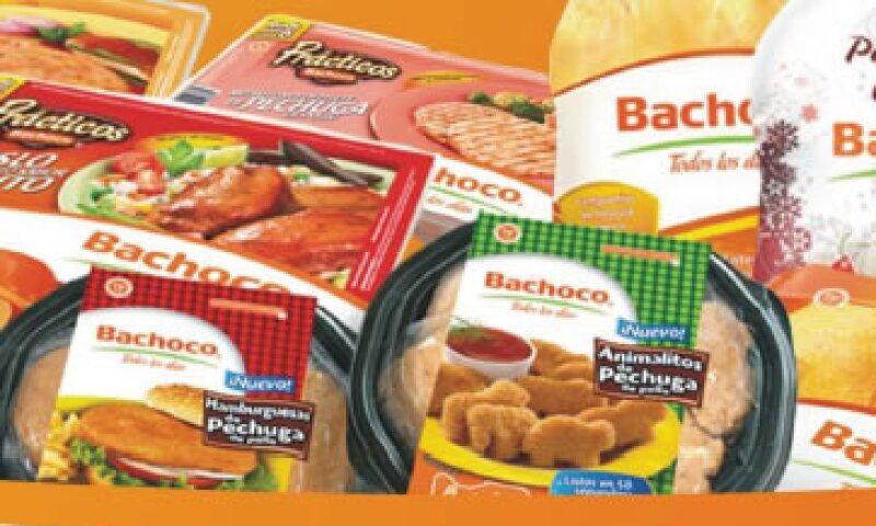 Con las cifras dadas a conocer, Bachoco se convierte en una de las empresas con los mejores resultados del trimestre. (Foto: Cortesía de Bachoco)