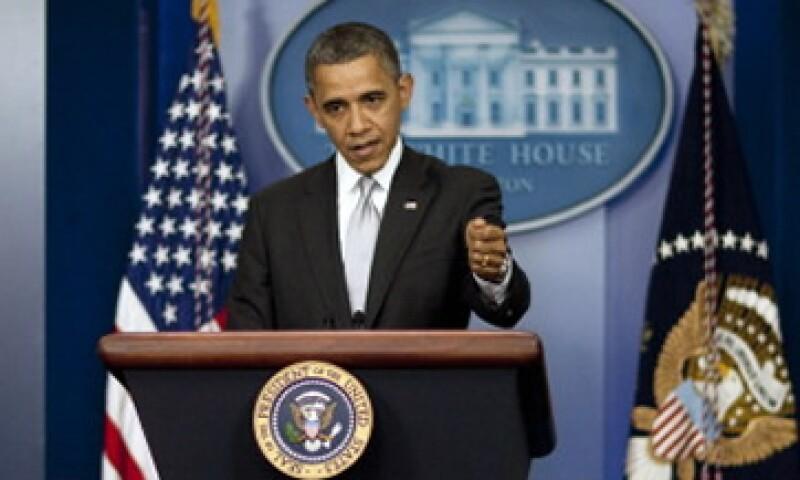 El presidente Barack Obama destacó los avances en las ganancias de las empresas y en el sector vivienda. (Foto: Reuters)