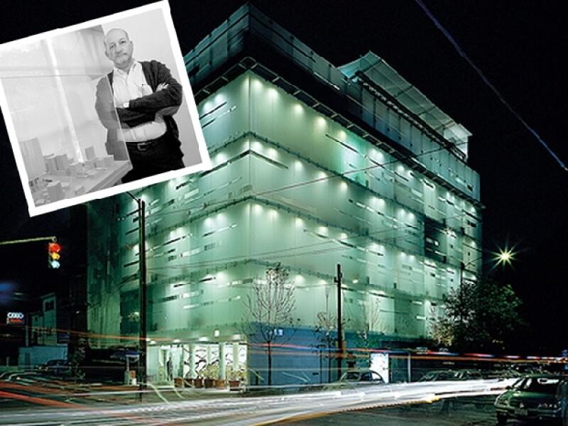 El hotel Habita es uno de los tantos proyectos hoteleros de Norten, quien hace unos meses inauguró el hotel Americano en Nueva York.