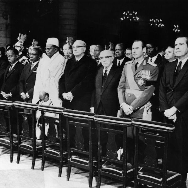 Requiem For De Gaulle