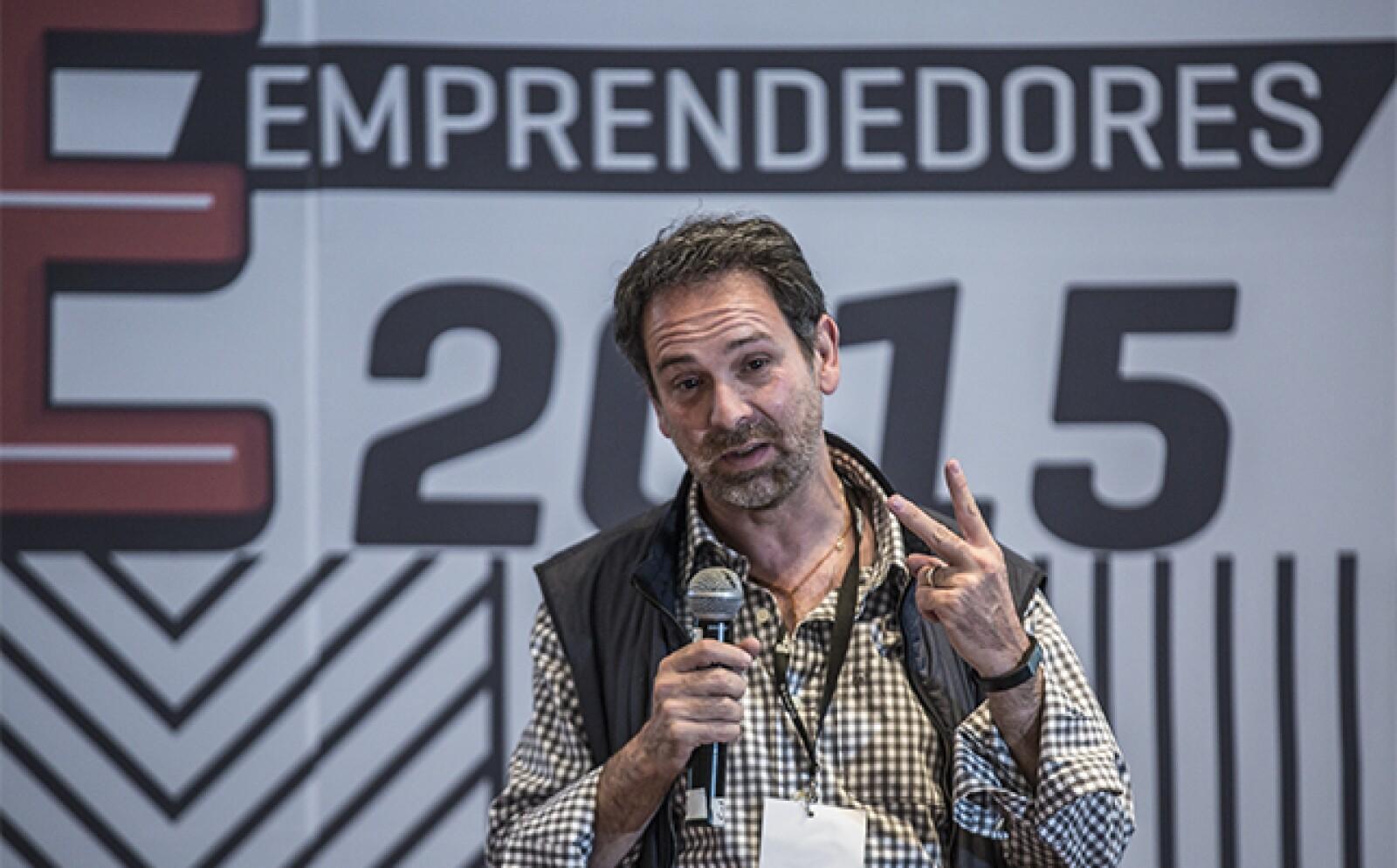 El director de kubo.financiero, Vicente Fenoll, aseguró que su mayor error fue no comunicar y detectar a tiempo signos de codicia.