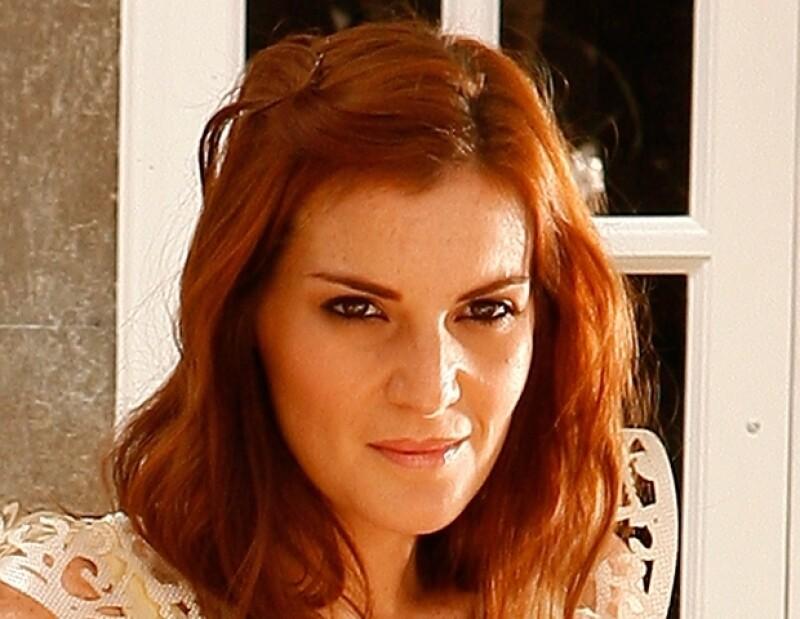 La ex integrante de Jeans cumplió siente años al aire en televisión de paga con su programa Picnic.