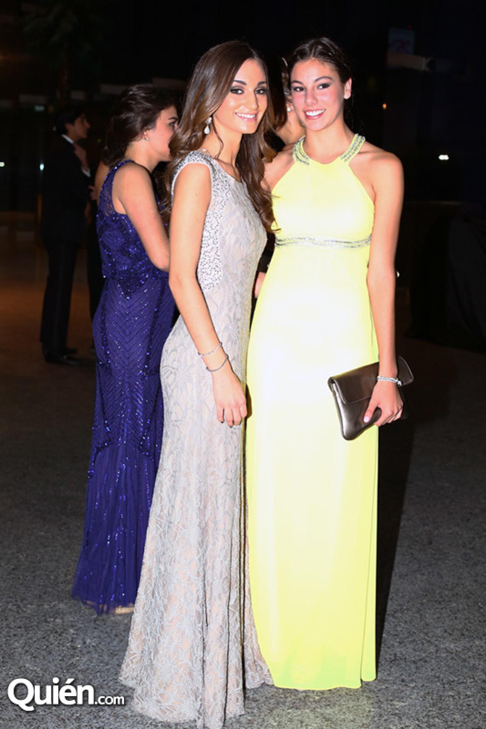 Daniela Ferrer y Gabriela Casillas