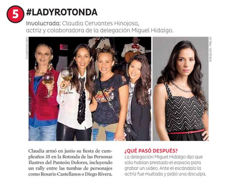 #LadyRotonda