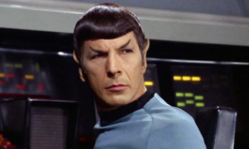 Leonard Nimoy en su papel como el comandante Spock en 'Star Trek' (Foto: Getty Images )