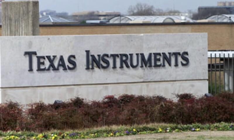 Texas Instruments  cerró el 23 de septiembre la compra del fabricante de chips National Semiconductor. (Foto: AP)