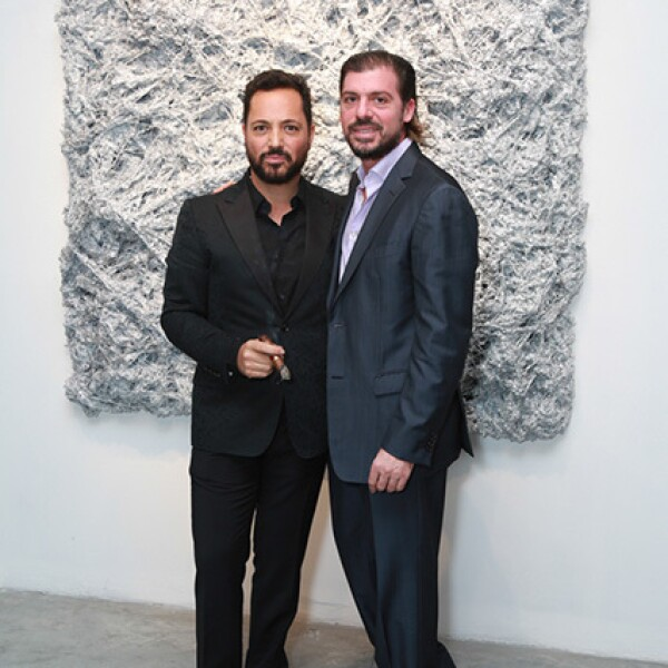 Héctor Bitar y Morice Zablah