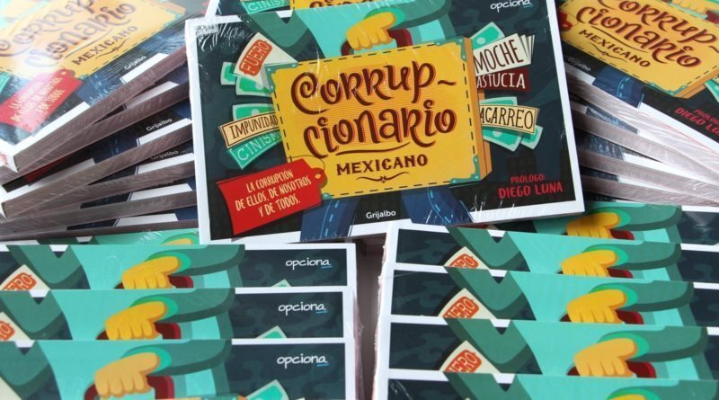 Corrupcionario mexicano, de varios autores